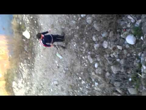 Хвърляне на колело от мост компилация video