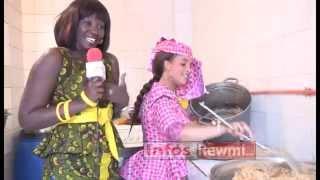 Comment préparer le  mbakhalou naar - Par Mariama Balde