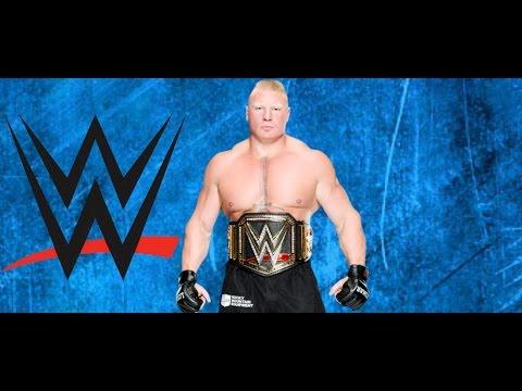 Brock Lesnar's WWE Push Going To WWE Superstar Sheamus - Major WWE Backstage News!