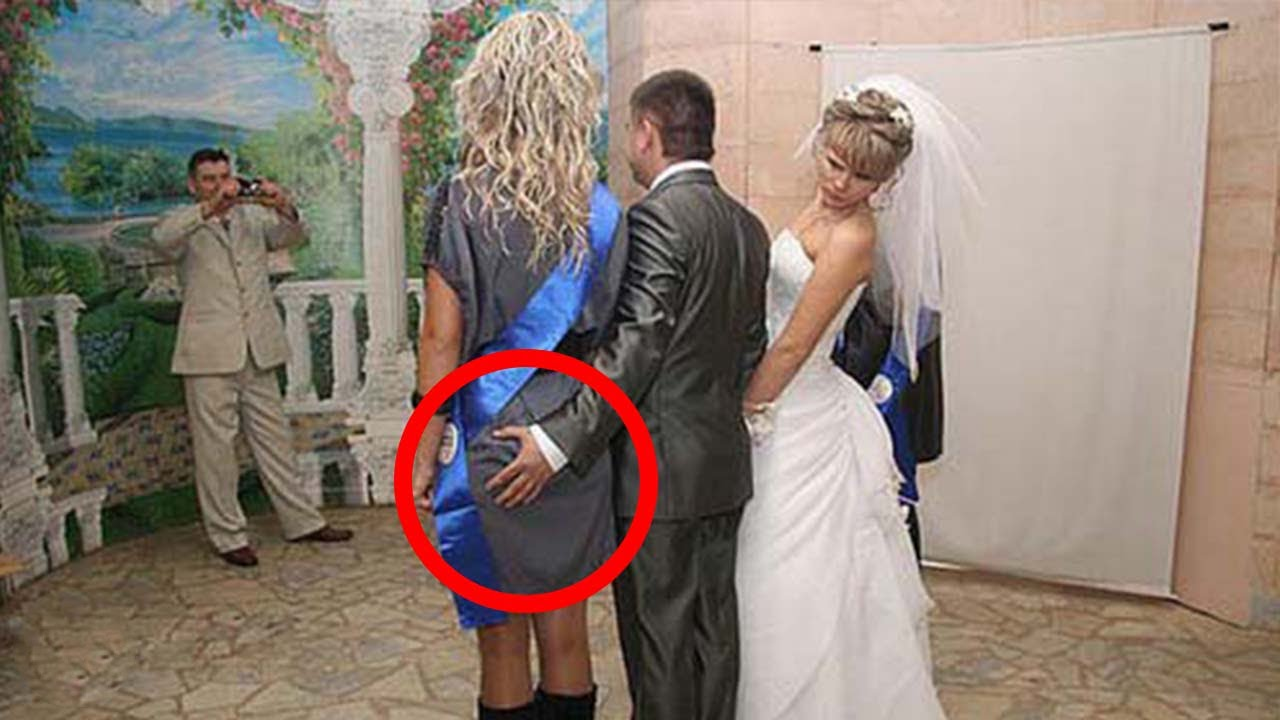 Crazy love wedding
