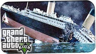 GTA 5 (GTA V) [HD+] ☆ #022 - Titanic in GTA 5? ☆ Let's Play GTA 5 (GTA V)
