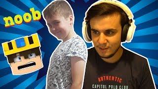 YABANCI KUZEN CALLUM İLE İDDİALAŞTIK ! (Minecraft PVP Kapışması)