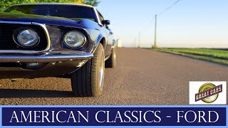 Great Cars: American Classics Episode 8: Ford Mustang