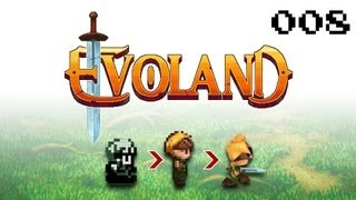 Let's Play Evoland #008 - Der untote König wird noch töter [deutsch] [Full HD]
