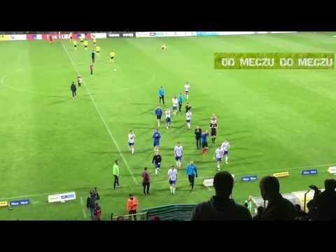 Katowice - MKS Kluczbork 2:3 - GKS pogrzebuje szanse na awans do Ekstraklasy 19.05.2017