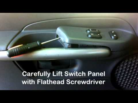 2002 ford taurus power window fix how to make do for 2002 explorer window switch