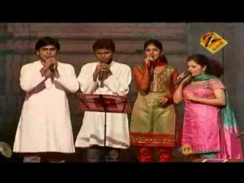 SRGMP7 Jan. 25 10 Nadichya Palyad Aaicha Gondhal - Urmila Dhangar...