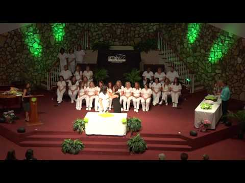 Stanly Community College Associate Degree Nursing 2014 Pinning Ceremony