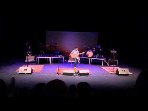 Kris Allen concert 9/2/2014 at Mohawk Valley Community College MVCC - Utica Branch - NY