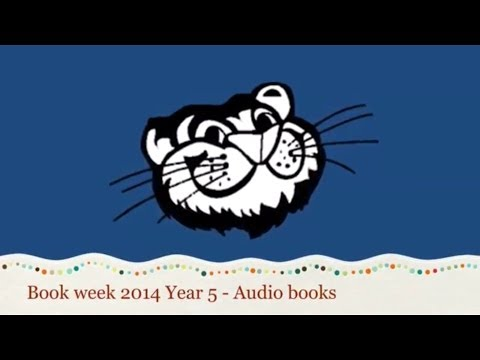 Book Week 2014 - Year 5 (Book reviews & Audio books)