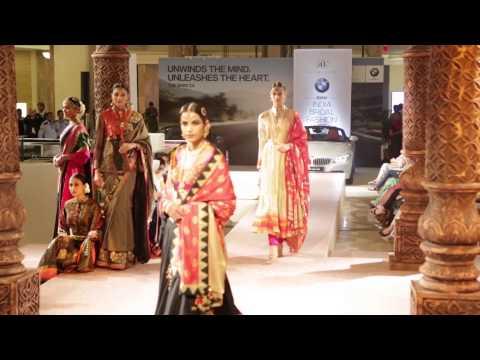 BMW India Bridal Fashion Week 2015 | Day 2 | Ashima Leena