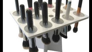 DIY...  Secador de brochas / Makeup brushes dryer