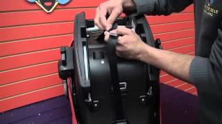 Britax B-Safe: Adjust Car Seat Harness Straps