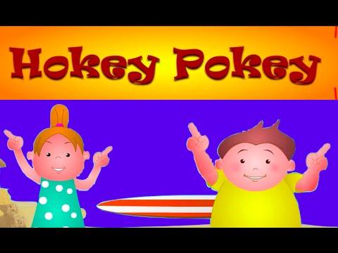 Hokey Pokey Song With Lyrics - Nursery Rhymes For Children video