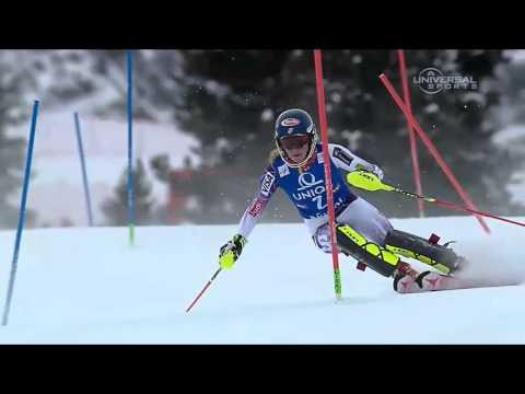 Mikaela Shiffrin - 1st Place -Kuehtai
