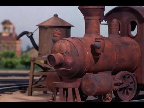 Train Yard Blues