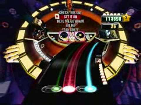 DJ Hero Expert Chart Lee Majors Come Again/Da Funk 5 Stars
