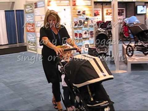 Baby Jogger Glider Board >> Baby Jogger Glider Board_0001.wmv - YouTube