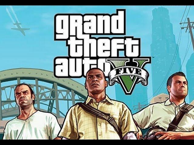 Разместил. Новый релиз Grand Theft Auto V для игровых консолей Xbox One и
