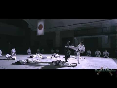 Ip Man Donnie Yen Vs Twister Darren Shahlavi Wing Chun Vs Boks