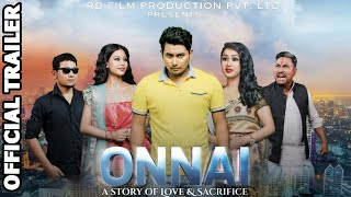 """Official Trailer """"ONNAI"""" -A Story of Love and Sacrifice II Bodo Feature Film II RB FILM PRODUCTION"""