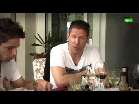 "Asado Reservado con Diego ""Cholo"" Simeone"