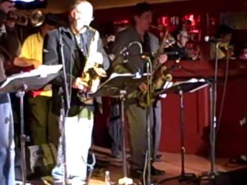 Funkasaurus Rex at The Saloon, NYC 02/09- Tachedogbe