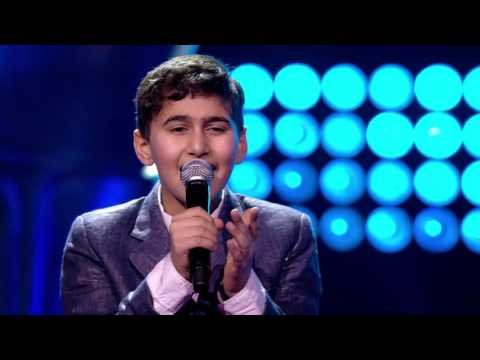 Arman - 'Marry you'   Blind Auditions   The Voice Kids   VTM
