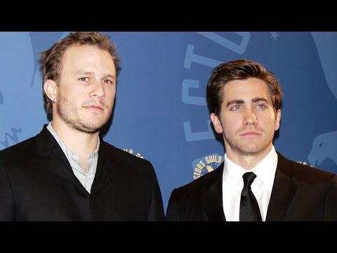 Jake Gyllenhaal Opens Up About Heath Ledger's Death