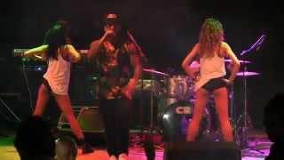 Alex Velea - Secret @ Ruga Chisozeana ( 15.08.2014 ) - Live Band
