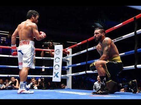 'Do I look 39?': Pacquiao rolls back years in KO win