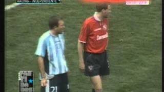 Independiente 4 Racing 1 Apertura 2002 (resumen Completo)