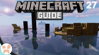 SHIPWRECK GUIDE! | The Minecraft Guide - Minecraft 1.14.2 Lets Play Episode 27