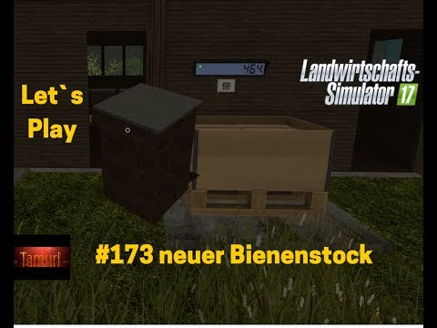 LS17 Winterberg Tiere und mehr Let`s Play #173 neuer Bienenstock