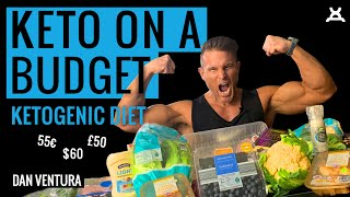 KETO ON A BUDGET | Ketogenic Shop FREE Weekly Meal Plan