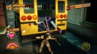 Lollipop Chainsaw - Leapfrog Girl, Watch Out For The Balls