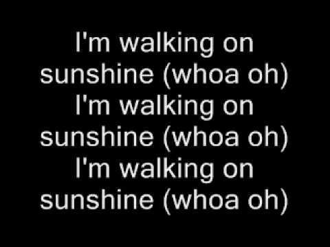Aly & Aj - Im Walking On Sunshine