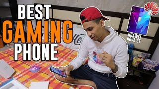 Best GAMING Phone - Huawei Nova 5T