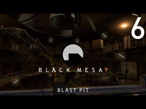 Black mesa manual override