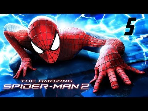 The Amazing Spider-Man 2 - iOS/Android - Walkthrough/Let`s Play - #5 / Chapter 2