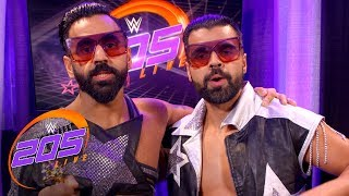 Dolph Ziggler joins The Singh Brothers' Boscar Award celebration: 205 Live Exclusive, June 11, 2019