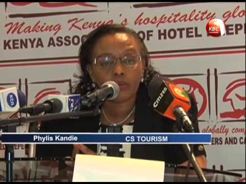 Kenya tourism industry bounces back
