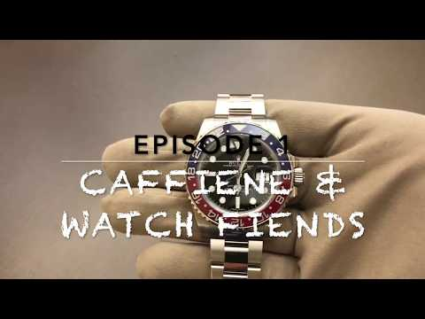Rolex GMT Pepsi:  Caffeine and Watch Fiends Episode 1 (Sweep Smooth)