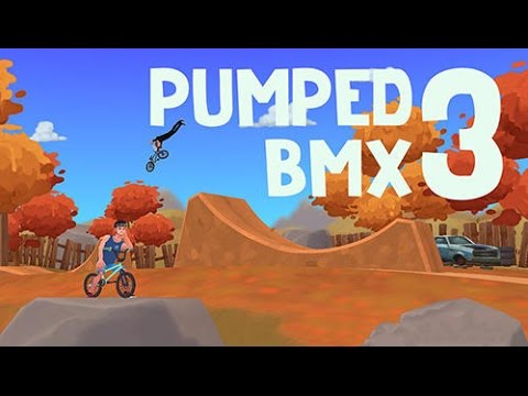 Pumped BMX 3 Yeah Us - iOS  Android  Launch Trailer