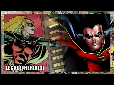 Tim drake e Stephanie brown|legado heroico
