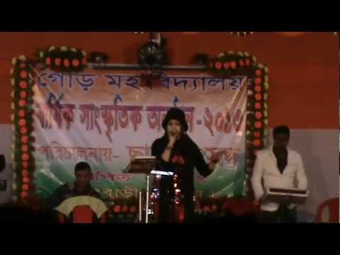 Bepanah pyar hai aaja song singed by a good singer of Kolkata...