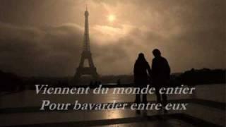 Sous Le Ciel De Paris Edith Piaf