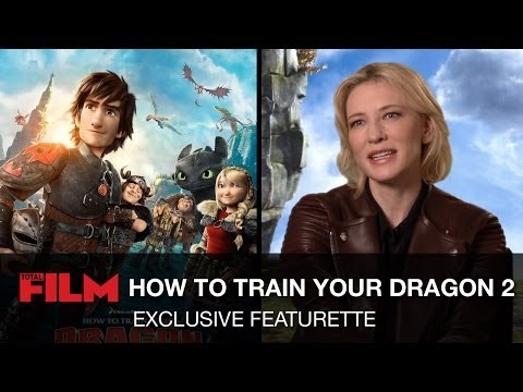 How To Train Your Dragon 2: New Stories & New Worlds Featurette
