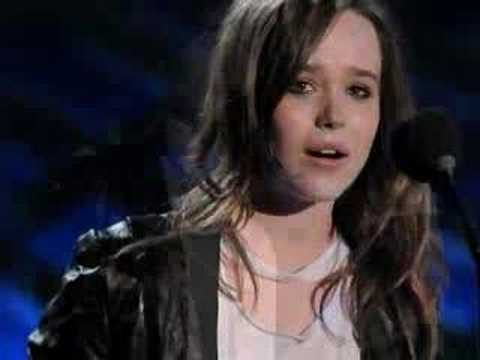 ELLEN PAGE AT MTV MOVIE AWARDS 2008