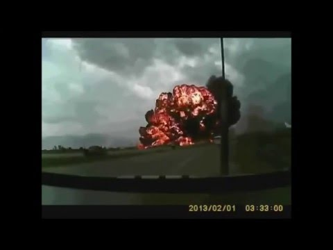 Boeing 747 Cargo Crash Afghanistan - Bagram Airport - MUST SEE!